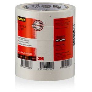 Fita Dupla Face Scotch Papel 9400 24Mmx30Mts. 3M
