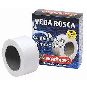 Fita Veda Rosca 18Mmx10M Adelbras
