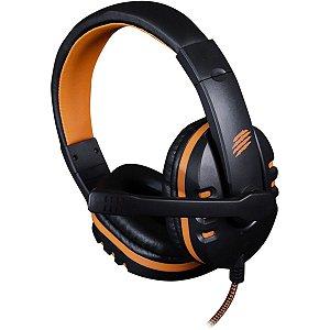 Fone De Ouvido Com Microfone Action Headset P2 C/volume Pto Newex