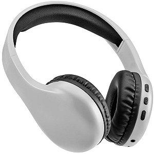 Fone De Ouvido Com Microfone Joy P2 Bluetooth Branco Multilaser