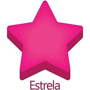 Furador Papel E Eva Regular Estrela 16Mm Make+