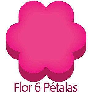 Furador Papel E Eva Regular Flor 6 Petalas 16Mm Make+