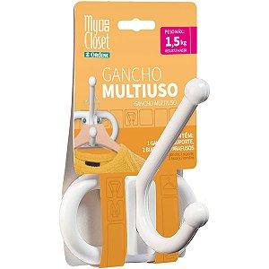 Gancho Plastico My Closet Multiuso 1,5 Kg Ordene