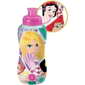 Garrafa Plastica Princesas 550Ml Pet Plasduran
