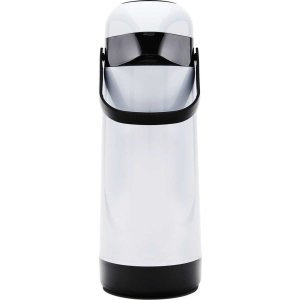 Garrafa Termica Pressao Magic Pump 1,0 L Branca Termolar