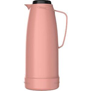 Garrafa Termica Rosca Bule Dama Rose 1L Termolar
