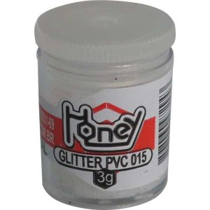 Glitter Pvc Cristal Potes 3G. Honey