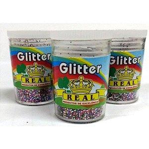 Glitter Pvc Misto Potes 3G. Real Seda