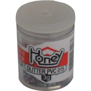 Glitter Pvc Multicor Potes 3G. Honey
