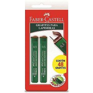 Grafite 0.5Mm Hb 12Minas+12Gratis Faber-Castell