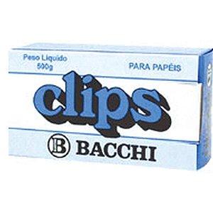 Grampo Para Grampeador 26/6 Galvanizado 1000 Grampos Bacchi