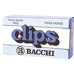 Grampo Para Grampeador 26/6 Galvanizado 5000 Grampos Bacchi