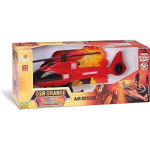 Helicoptero Orange Super Resgate Orange Toys