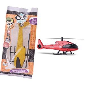 Helicoptero Resgate Sortidos Solapa Orange Toys