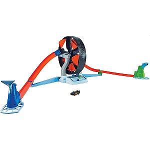 Hot Wheels Pista E Acessorio Competicao Giratoria Mattel