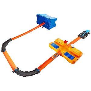 Hot Wheels Pista E Acessorio Track Builder Barrel Box Mattel