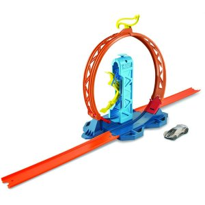 Hot Wheels Pista E Acessorio Track Builder Kits Expansão Mattel