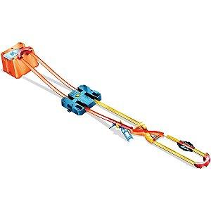 Hot Wheels Pista E Acessorio Track Builder Power Boost Box Mattel