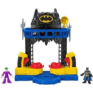 Imaginext Batalha Na Batcaverna Mattel