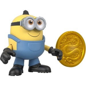 Imaginext Minions Mini Figuras Sort. Mattel