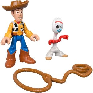 Imaginext Toy Story 4 Person. Basicos Mattel
