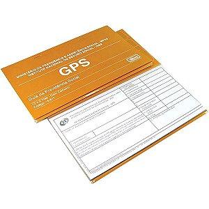 Impresso Previdencia Social Carne Gps 12X2 Vias 185X110Mm Tilibra