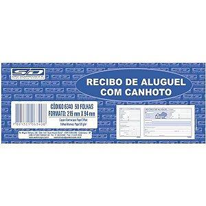 Impresso Recibo Aluguel Com Canhoto 50F Sao Domingos