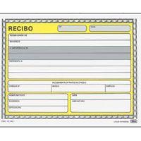 Impresso Recibo Comercial Sem Copia 50F Tilibra