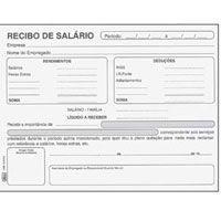 Impresso Recibo Salario 100Fls. Tilibra
