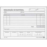 Impresso Requisicao Material Simplif.50F.154X107 Tilibra