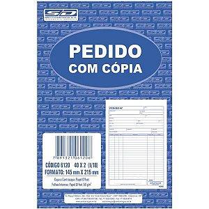 Impresso Talao De Pedido 1/18 2 Vias 40 Folhas Sao Domingos