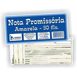 Impresso Talao Nota Promissoria 50Fls. Tamoio
