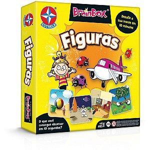 Jogo Da Memoria Brainbox Figuras Estrela
