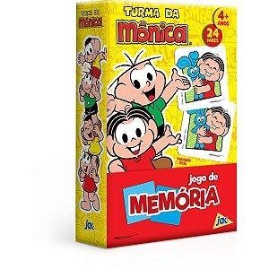 Jogo Da Memoria Turma Da Monica Mini Toyster