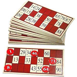 Jogo De Bingo Bingo Coluna