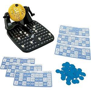 Jogo De Bingo Bingo Show C/24 Cartelas Xalingo