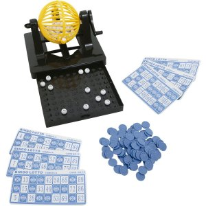 Jogo De Bingo Show Master C/dispens.automat. Xalingo