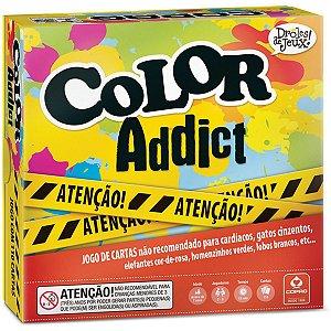 Jogo De Cartas Color Addict Copag