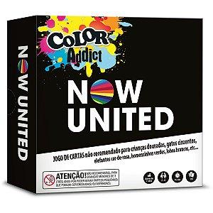 Jogo De Cartas Color Addict Now United Copag