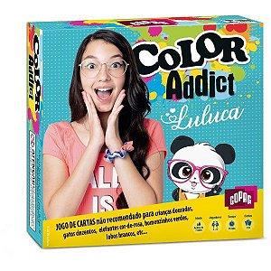 Jogo De Cartas Luluca Color Addict Copag