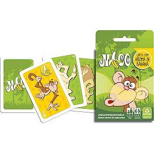 Jogo De Cartas Mico 55 Cartas Aroma Banana Copag