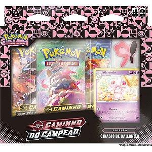 Jogo De Cartas Pokemon Box Caminho Do Campeao Copag