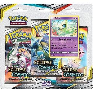 Jogo De Cartas Pokemon Pack Sol E Lua 12 Copag