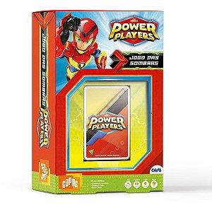 Jogo De Cartas Power Players Jogo Das Sombras Copag