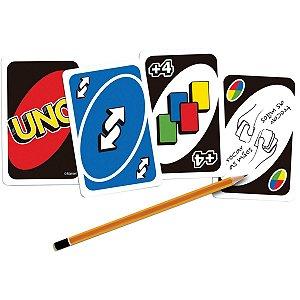 Jogo De Cartas Uno 114 Cartas Copag
