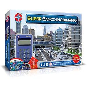 Jogo De Tabuleiro Banco Imobiliario Super Estrela