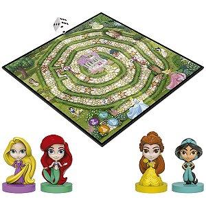 Jogo De Tabuleiro Corrida Magica Princesas Copag