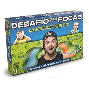 Jogo Diverso Desafio Focas Luccas Neto Grow