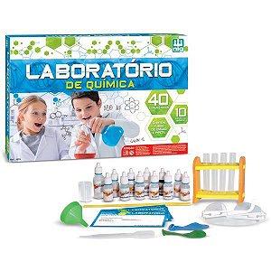 Jogo Diverso Laboratorio De Quimica Brinquedos Nig