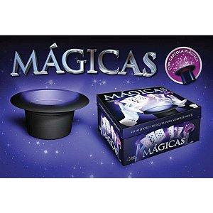 Jogo Diverso Magica C/cartola Plastica Pais E Filhos